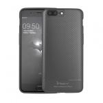 Pouzdro Ipaky Carbon Samsung G950 Galaxy S8 šedá 52639