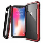 "Pouzdro X-DORIA Defense Shield 2C0603B Iphone X/XS (5,8"") - Červená"