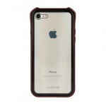 """Luphie - AURORA  Magnetic Case - Iphone X/XS (5,8"""") černá-červená 53780"""