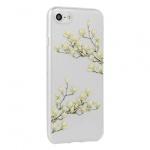 Telone Flora pouzdro Silikon Huawei Mate 20 Pro Magnolia 54157