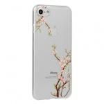 Telone Flora pouzdro Silikon Huawei Mate 20 Pro Cherry 54158