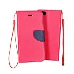 Pouzdro Telone Fancy - Xiaomi Redmi Go růžová-modrá 56634