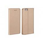 Pouzdro Telone Smart Book MAGNET - XIAOMI REDMI NOTE 10/10S zlatá 576049631322