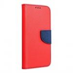 Pouzdro Telone Fancy - Xiaomi Redmi Note 10/10S červená-modrá 5903396107160