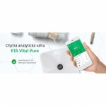 Váha osobní ETA Vital Pure 7781 90000