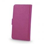 """Pouzdro Smart Book Univerzál Up 5,5"""" 78x158 fialová"""