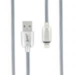 Datový kabel Trendy Beeyo Apple iPhone 5/5S/6/6S/SE šedá 26875