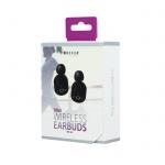Sluchátka Bluetooth TWE-100 černá 027934