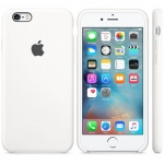 iPhone 6S Silicone Case White, MKY12ZM/A