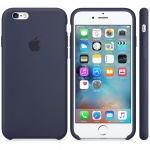 iPhone 6S Silicone Case Midnight Blue, MKY22ZM/A