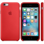 iPhone 6S Silicone Case (PRODUCT)RED, MKY32ZM/A