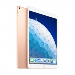 Apple iPadAir Wi-Fi + Cellular 64GB - Gold, MV0F2FD/A