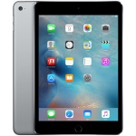 Apple iPad mini 4 Wi-Fi 128GB Space Gray, MK9N2FD/A