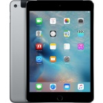 Apple iPad mini 4 Wi-Fi Cell 128GB Space Gray, MK762FD/A