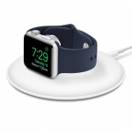 Apple Watch Acc/Watch Magnetic Charging Dock/White, MLDW2ZM/A