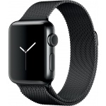 Apple Watch S2, 38mm, Space Bl SS/Space Bl Milanese Loop, MNPE2CN/A