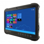 "Winmate M133W - 13.3"" FullHD odolný tablet, Core i5-5250U, 4GB/128GB, IP65, Windows 10 IoT, M133W"