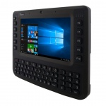 "Winmate FM08 - 8"" terminál do vozidla, Atom E3845, 4GB/64GB, IP65, QWERTY, Windows 10 IoT + Dock, FM08"