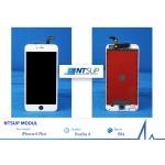 NTSUP LCD modul iPhone 6 PLUS bílý kvalita A, 38890015