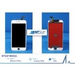 NTSUP LCD modul iPhone 6 PLUS bílý OEM, 38890017