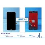 NTSUP LCD modul iPhone 7 PLUS černý kvalita A, 38890032