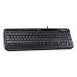 Microsoft Wired Keyboard 600 USB, CZ, ANB-00020