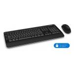 Microsoft Wireless Desktop 3050 with AES USB, CZ&SK, PP3-00021