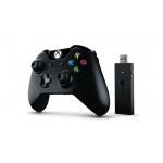Microsoft Xbox One Gamepad + bezdrátový adaptér pro Windows 10, CWT-00003
