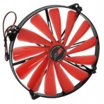 AIREN FAN RedWingsGiant 200 LED RED (200x200x20mm), AIREN - FRWG200LEDRE