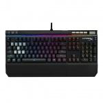 HyperX Alloy Elite herní mechanická klávesnice RGB, hnědé MX spínače, HX-KB2BR2-US/R2