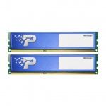 8GB DDR4-2400MHz  Patriot CL16, kit 2x4GB s chladičem, PSD48G2400KH