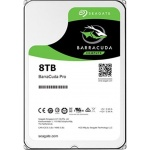 HDD 8TB Seagate BarraCuda Pro 256MB SATAIII 7200r, ST8000DM0004