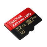 + SanDisk Extreme Pro microSDHC 32GB 100MB/s + ad., 173427
