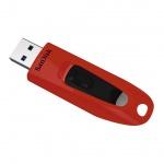 SanDisk Ultra USB 32GB USB 3.0 červená, SDCZ48-032G-U46R