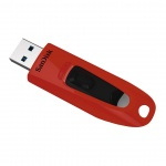 SanDisk Ultra USB 64GB USB 3.0 červená, SDCZ48-064G-U46R