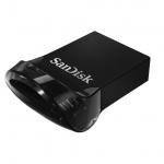 SanDisk Ultra Fit 128GB USB 3.1 černá, SDCZ430-128G-G46