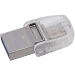 32GB Kingston DT microDuo 3C, USB 3.0/3.1 + Type-C, DTDUO3C/32GB