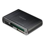 AKASA externí čtečka USB 3.0 SD 4.0, AK-CR-08BK