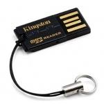 miniaturní čtečka microSDHC karet Kingston, FCR-MRG2