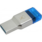 MobileLite DUO 3C USB3.1+Typ C microSDHC/SDXC čtečka Kingston, FCR-ML3C