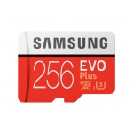 Micro SDXC 256GB Samsung EVO Plus + SD adaptér, MB-MC256GA/EU