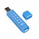 Flashdisk šifrovaný datAshur Personal 256-bit 32GB, IS-FL-DAP-DB-32