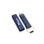 Istorage Flashdisk šifrovaný datAshur Pro USB3 256-bit 32GB, IS-FL-DA3-256-32