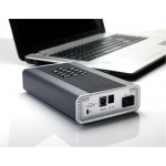Istorage diskAshur DT2 256-bit 3TB - Classified - Graphite, IS-DT2-256-3000-C-G