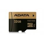 ADATA MicroSDHC 32GB U3 až 95/90MB/s, AUSDH32GXUI3-R