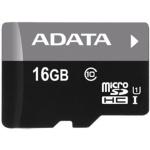 ADATA 16GB MicroSDHC Premier UHS-I Class 10, AUSDH16GUICL10-R