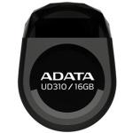 ADATA USB UD310 16GB black, AUD310-16G-RBK