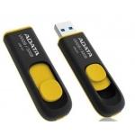 ADATA USB UV128 32GB yellow (USB 3.0), AUV128-32G-RBY