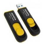 ADATA USB UV128 64GB yellow (USB 3.0), AUV128-64G-RBY