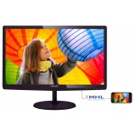 "22"" LED Philips 227E6LDAD - FHD,HDMI,rep, 227E6LDAD/00"